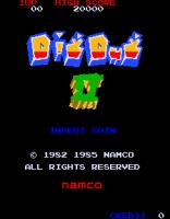 Dig Dug 2 Arcade 01