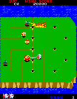 Dig Dug 2 Arcade 03