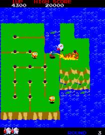 Dig Dug 2 Arcade 06