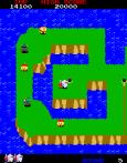 Dig Dug 2 Arcade 09