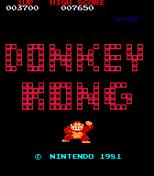 Donkey Kong Arcade 01