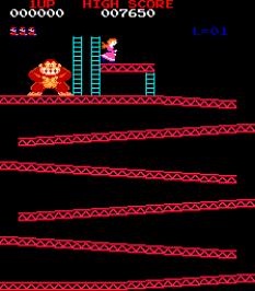 Donkey Kong Arcade 04