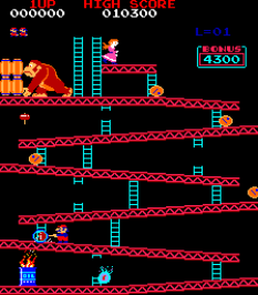 Donkey Kong Arcade 06