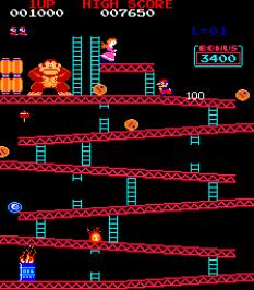 Donkey Kong Arcade 08