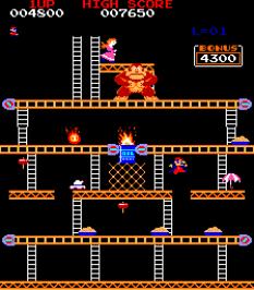 Donkey Kong Arcade 13