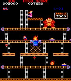 Donkey Kong Arcade 14