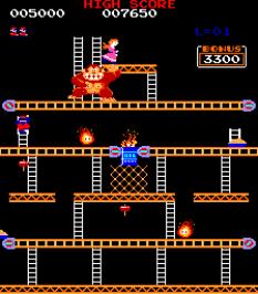 Donkey Kong Arcade 15