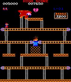 Donkey Kong Arcade 16