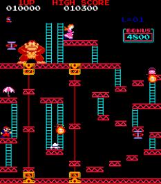 Donkey Kong Arcade 18