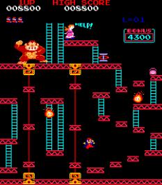 Donkey Kong Arcade 19
