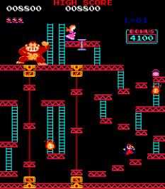 Donkey Kong Arcade 20