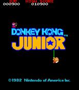 Donkey Kong Jr Arcade 01