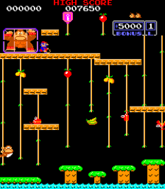 Donkey Kong Jr Arcade 04