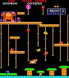 Donkey Kong Jr Arcade 05