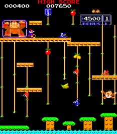 Donkey Kong Jr Arcade 06