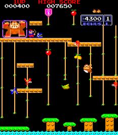Donkey Kong Jr Arcade 07