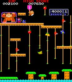 Donkey Kong Jr Arcade 08