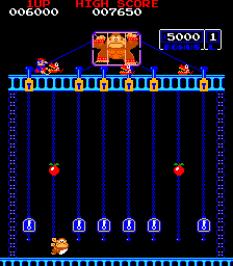 Donkey Kong Jr Arcade 09