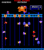 Donkey Kong Jr Arcade 12