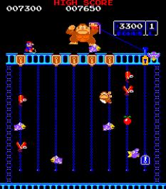 Donkey Kong Jr Arcade 13