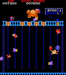 Donkey Kong Jr Arcade 14