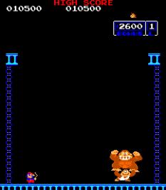 Donkey Kong Jr Arcade 16