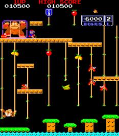 Donkey Kong Jr Arcade 17