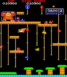 Donkey Kong Jr Arcade 18