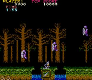Ghosts N Goblins Arcade 09