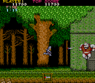 Ghosts N Goblins Arcade 12