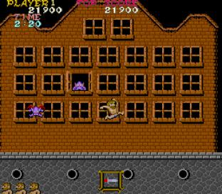 Ghosts N Goblins Arcade 20