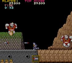 Ghosts N Goblins Arcade 32