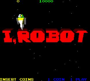 I Robot Arcade 001