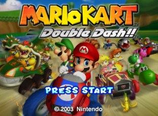 Mario Kart Double Dash GameCube 01