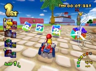 Mario Kart Double Dash GameCube 12