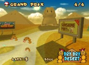 Mario Kart Double Dash GameCube 20