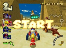 Mario Kart Double Dash GameCube 21