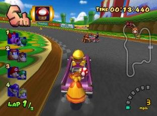 Mario Kart Double Dash GameCube 34