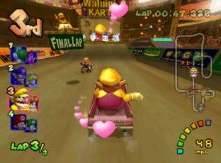 Mario Kart Double Dash GameCube 64