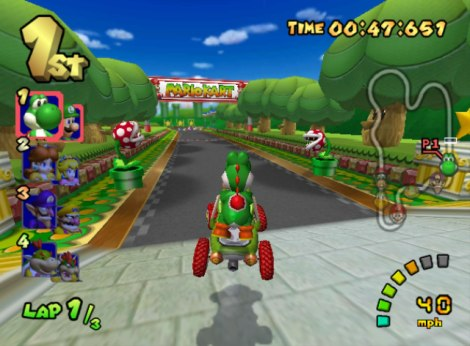 Mario Kart Double Dash GameCube 67