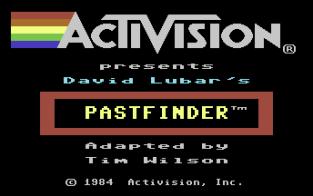 Pastfinder C64 01