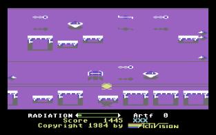 Pastfinder C64 12