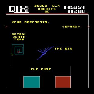 Qix Arcade 01