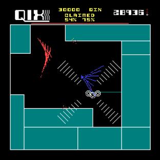 Qix Arcade 09