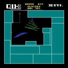 Qix Arcade 10