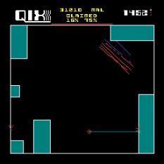 Qix Arcade 11