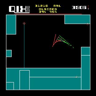 Qix Arcade 12