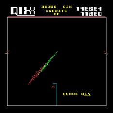 Qix Arcade 22