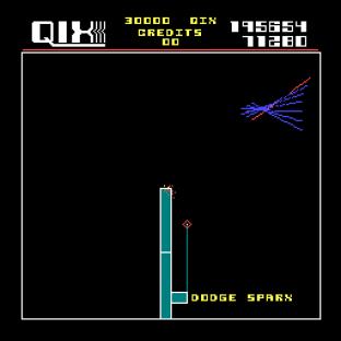 Qix Arcade 23