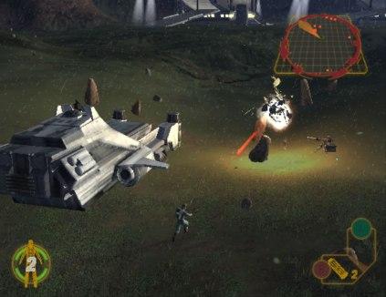 Rebel Strike Rogue Squadron 3 GC 31